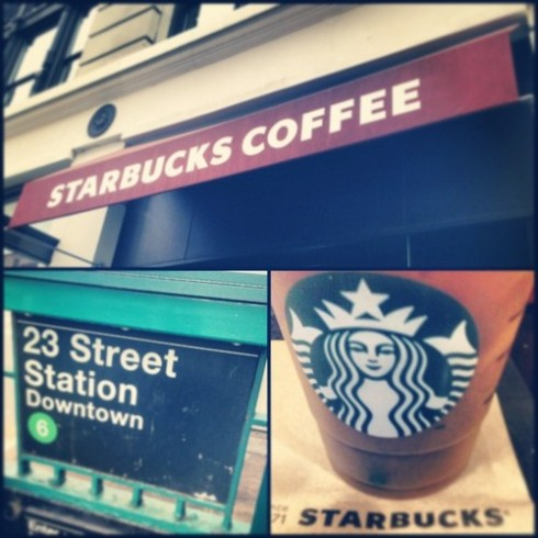 23rd and Park Starbucks