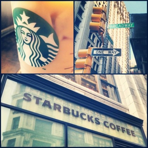 26th and Broadway Starbucks