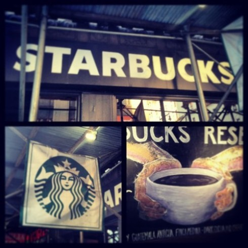 43rd and 8th Starbucks