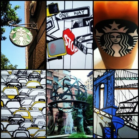 49th and 9th Starbucks