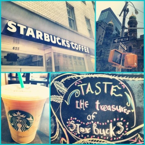 55th and Lexington Starbucks