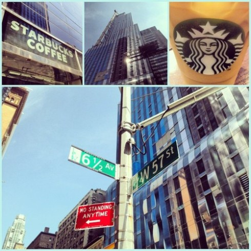 57th and 6 1/2 Starbucks