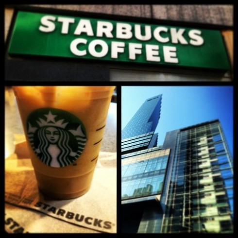 58th and 8th Starbucks