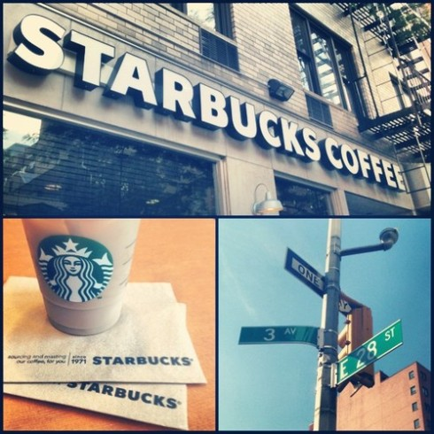 28th and 3rd Starbucks
