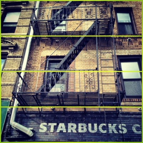 3rd and 1st Starbucks