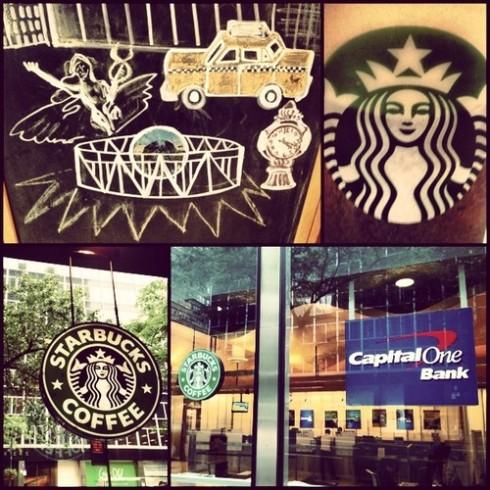 42nd and 2nd Starbucks