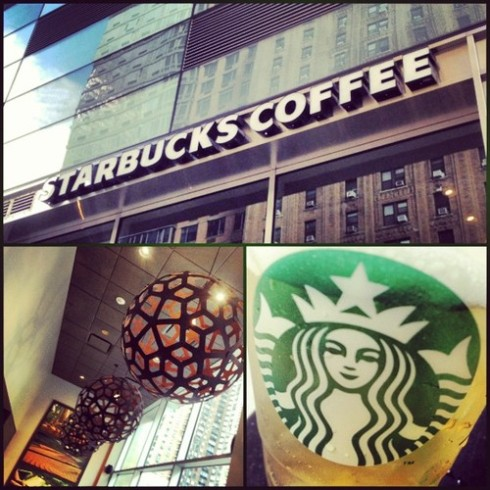 42nd and 9th Starbucks