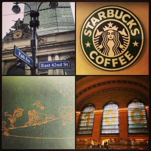 42nd and Park Starbucks