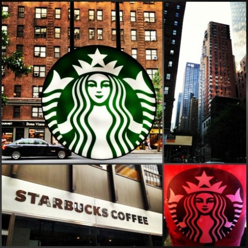 48th and 3rd Starbucks