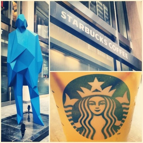 53rd and 6th Starbucks NEC
