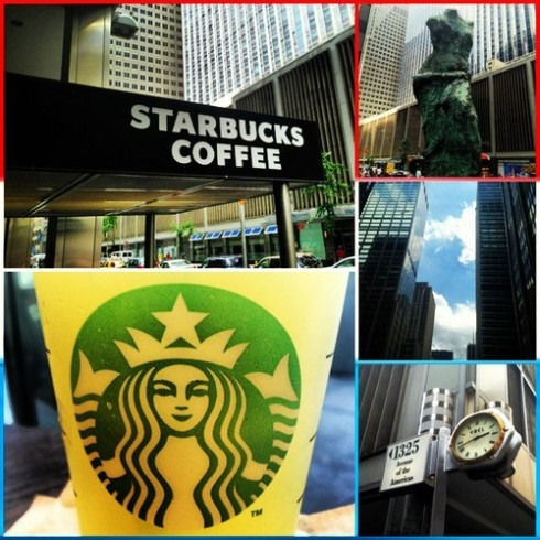 53rd and 6th SWC Starbucks