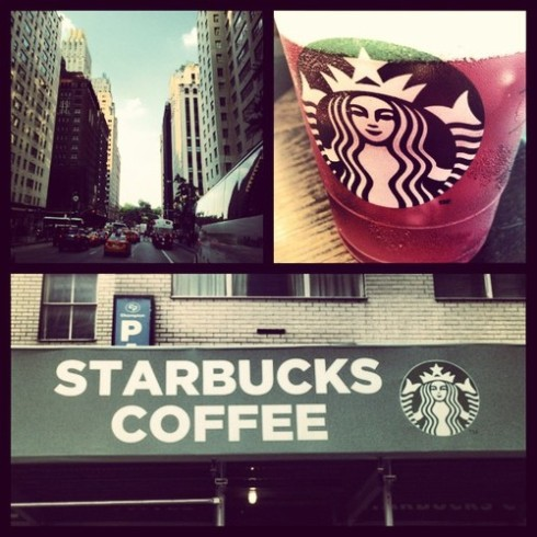 56th and 6th Starbucks