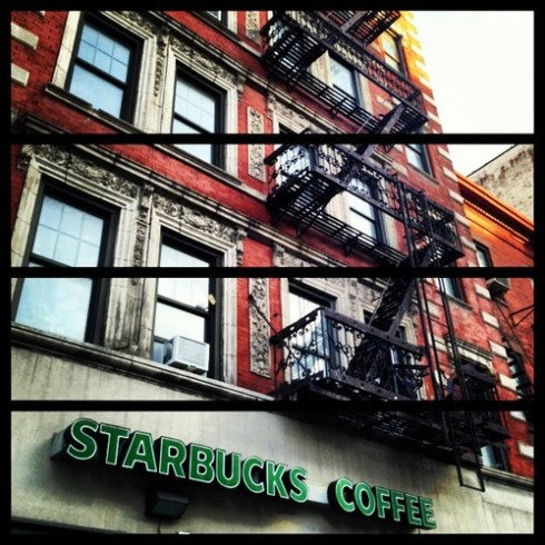 9th and 2nd Starbucks