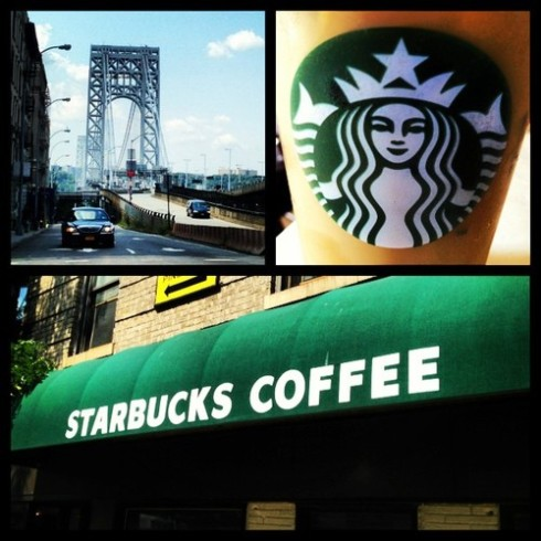 181st and Fort Washington Starbucks