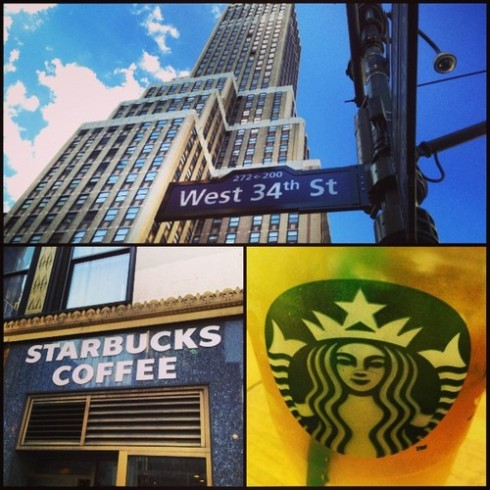 34th and 7th Starbucks