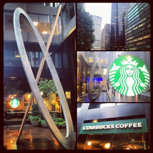 39th and Park Starbucks