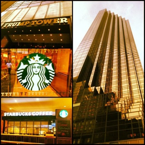 56th and 5th Starbucks