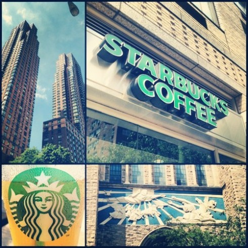 59th and 9th Starbucks