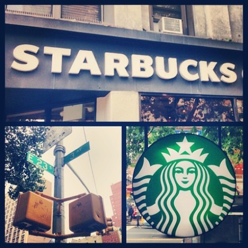 23rd and 3rd Starbucks