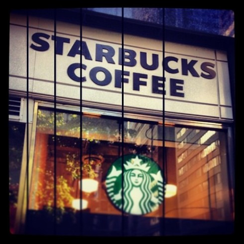 41st and 3rd Starbucks