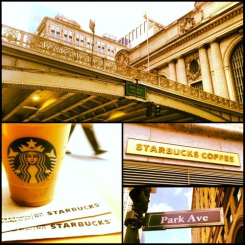 42nd and Park SEC Starbucks