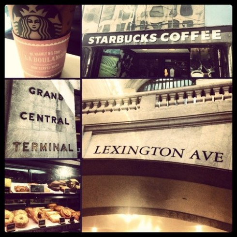 43rd and Lexington Starbucks
