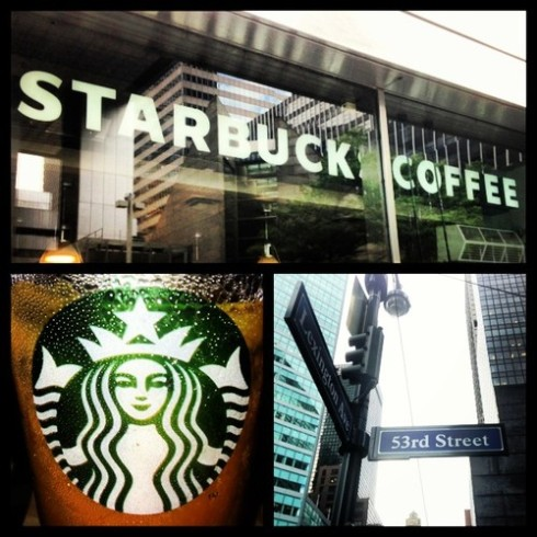 53rd and Lexington Starbucks