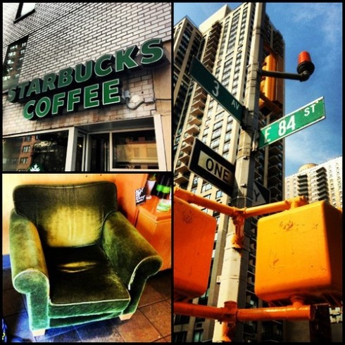 84th and 3rd Starbucks