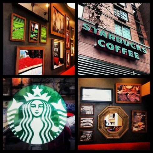 90th and 1st Starbucks