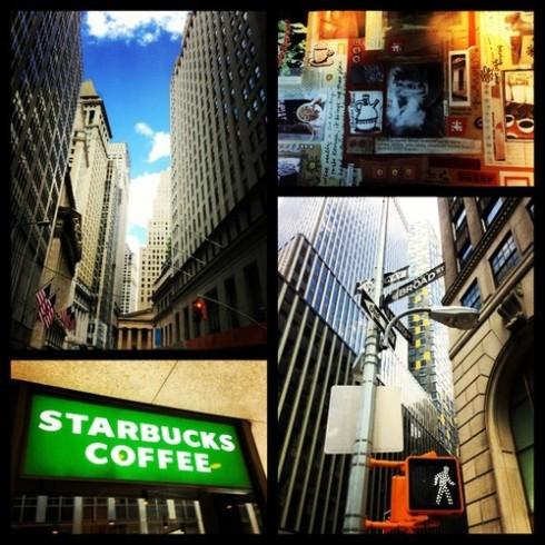 Beaver and Broad Starbucks