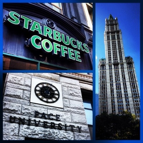 Beekman and Park Row Starbucks