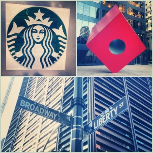 Liberty and Broadway Starbucks