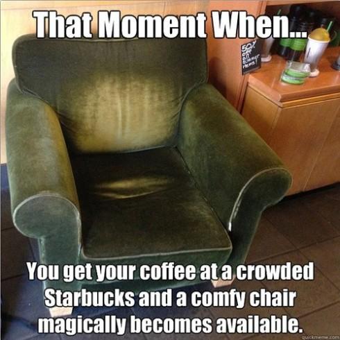 StarbucksChair