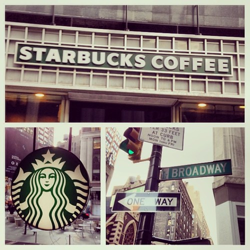 37th and Broadway Starbucks