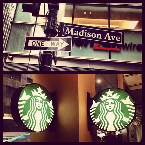 44th and Madison Starbucks