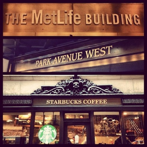 45th and Park Starbucks