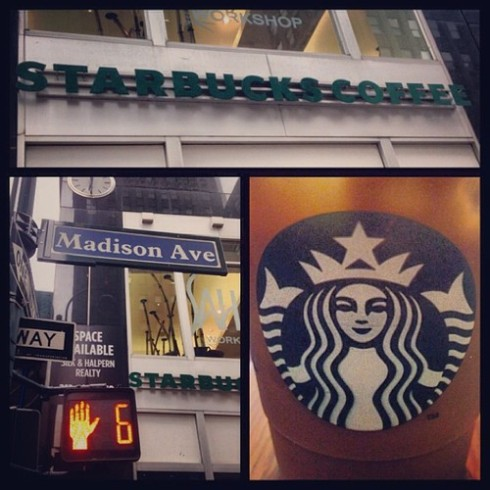 49th and Madison Starbucks