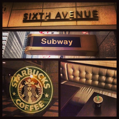 50th and 6th Starbucks