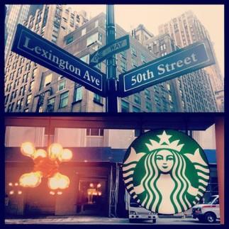 50th and Lexington Starbucks