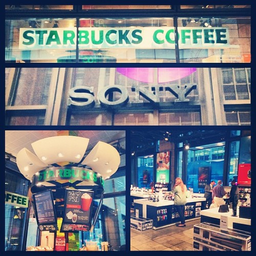 55th and Madison Starbucks