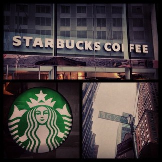 56th and 6 1:2 Starbucks