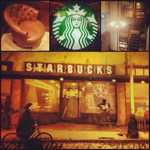 88th and Broadway Starbucks