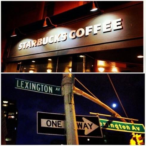 96th and Lexington Starbucks