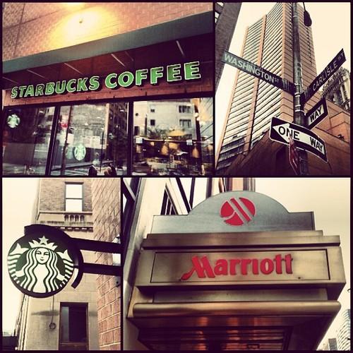 Carlisle and Washington Starbucks