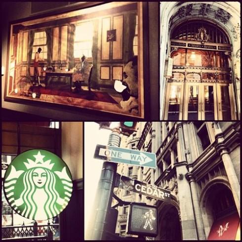Cedar and Broadway Starbucks