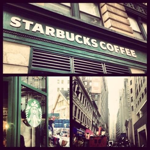 Fulton and Nassau Starbucks