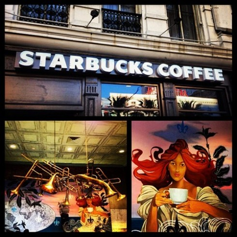 New Orleans Starbucks