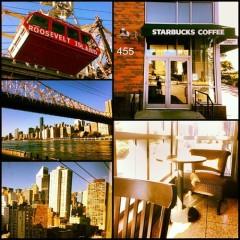 Roosevelt Island Starbucks