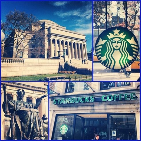 114th and Broadway Starbucks