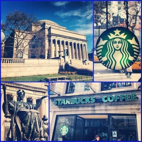 114th and Broadway Starbucks